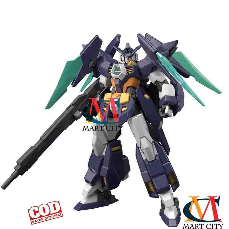 Mart City Gundam Hg Gundam Try Age Magnum โมเดลหุ่นยนต์ของเล่นสําหรับเด็ก - Ao