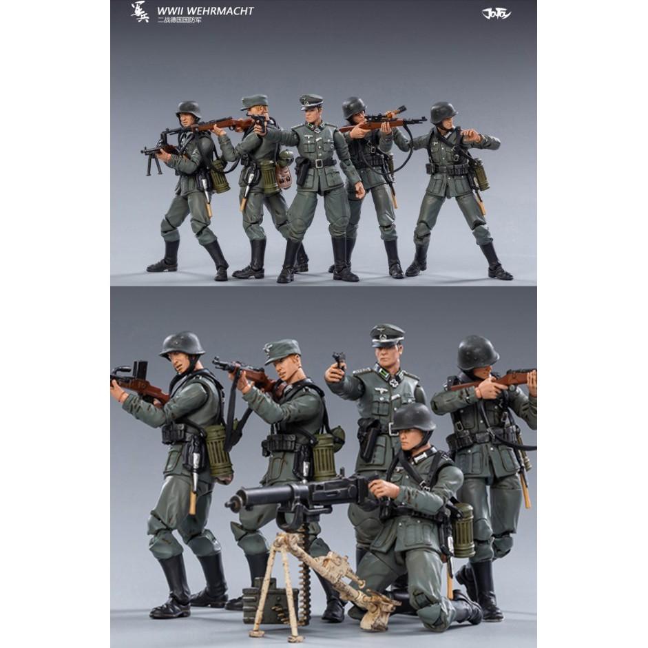 1/18 Figure - Joy Toy - WWII Wehrmacht