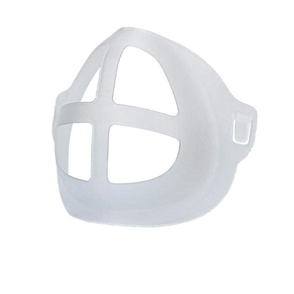 แผ่นรองหน้ากากอนามัย แบบ 3D สำหรับช่วยหายใจ