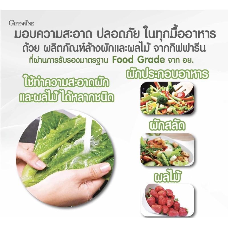 น้ำยาล้างผักและผลไม้