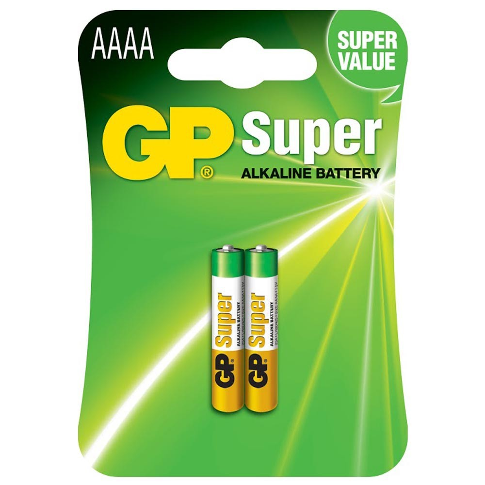 ถ่าน 4A GP Battery Super Alkaline AAAA x2