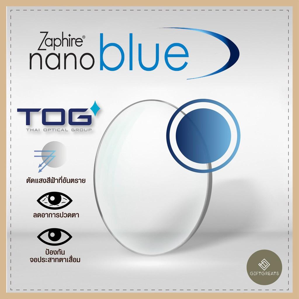Excelite Nano Blue TOG  เลนส์บลูป้องกันแสงสีฟ้าจากจอคอม และมือถือ