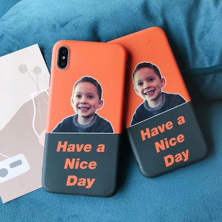 Review เคสไอโฟน iPhone 11 Pro Max 7 8 Plus iPhone X XS Max XR 6 6S Plus Cute Boy Have a Nice DaySoft Case