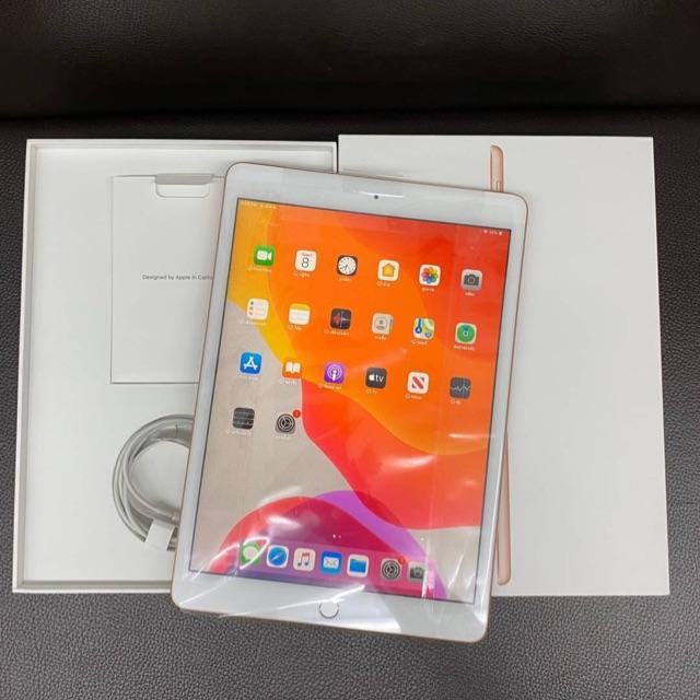 iPad Gen7 32GB Wifi Only สีทอง เครื่องศูนย์ไทย (TH) อุปกรณ์แท้ครบยกกล่อง ประกันศูนย์ถึง 13/12/63 สภาพ 99%
