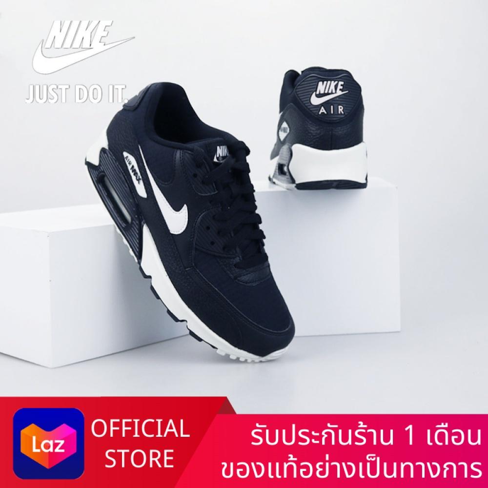 จัดส่งฟรีรับประกันของแท้Nike Air Max 90 รองเท้ากีฬา รองเท้าผู้ชาย รองเท้าสตรี รองเท้าลำลอง แฟชั่น อ่อนนุ่ม รองเท้าวิ่ง ห