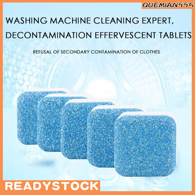 Effervescent Tablet Washing Machine Cleaner Washer Cleaning Detergent Cleaner Home Cleaning tool