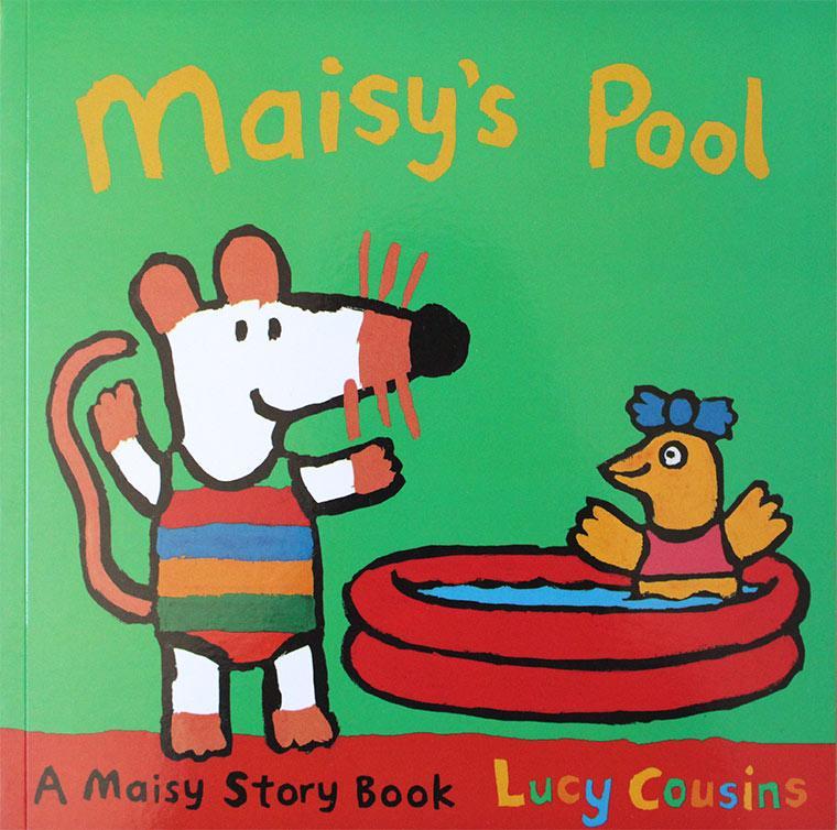 หนังสือ 12 Books / ชุด Maisy Swimbag สําหรับเด็ก qhDX