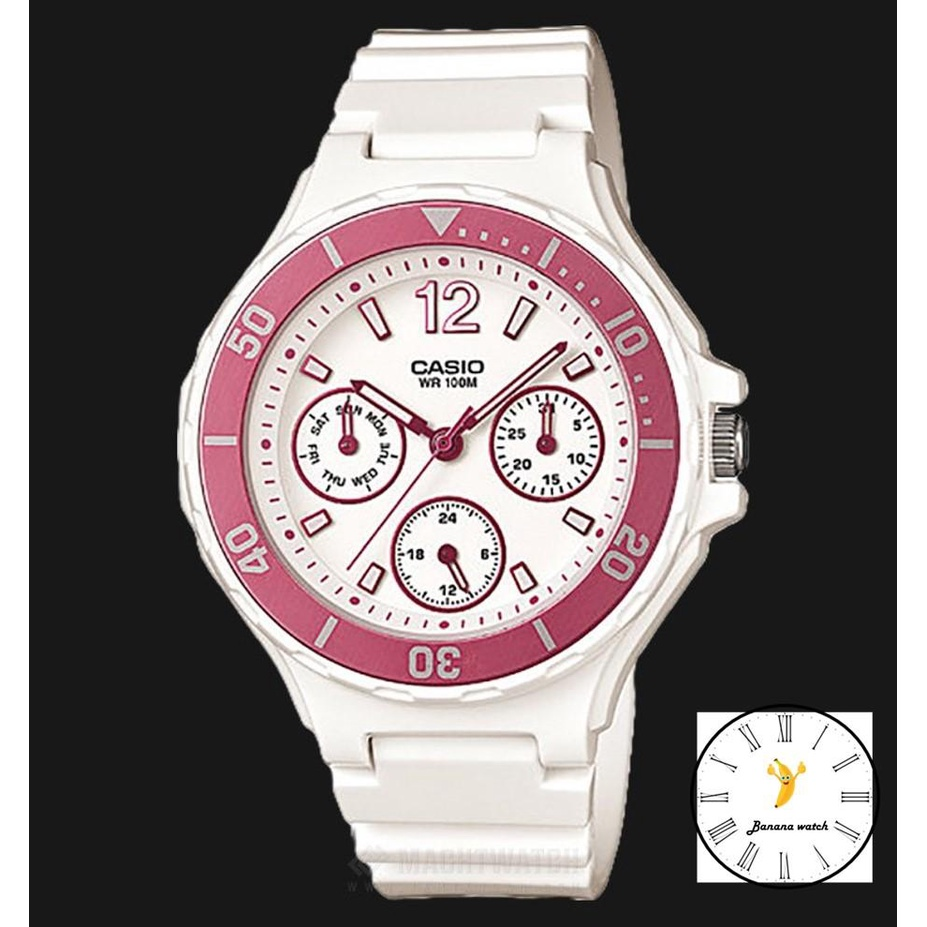 applewatch series 6❣♝❈Casio Standard นาฬิกาข้อมือผู้หญิง สายเรซิ่น  - รุ่น RW-250H-4A