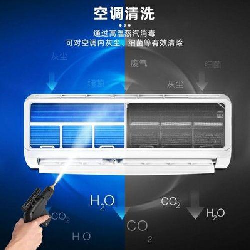 ❇❧ลากอากาศเพื่อฆ่าเชื้อและฆ่าเชื้อเครื่องใช้ในครัวเรือน เครื่องถูพื้นไฟฟ้ามัลติฟังก์ชั่นสำหรับไม้ถูพื้นไอน้ำในครัวเรือน