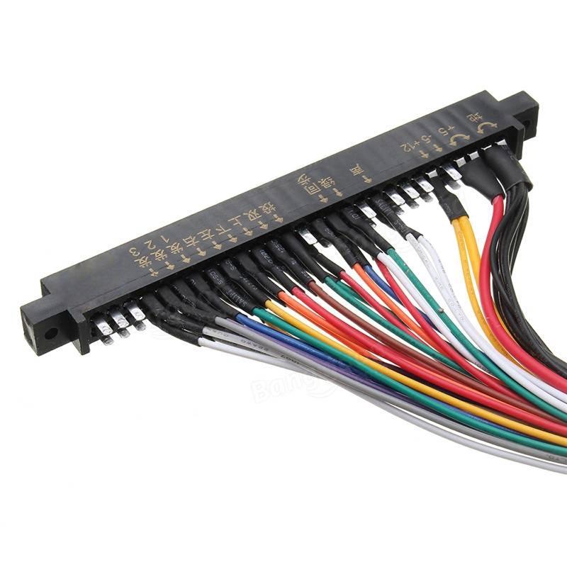28 Pin Jamma Edge Connector for Arcade game machine//arcade parts