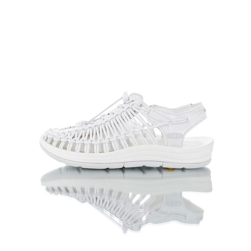 Ori Keen uneek  men  รองเท้าแตะรองเท้าชายหาดระบายอากาศสำหรับผู้ชาย,white 38-45