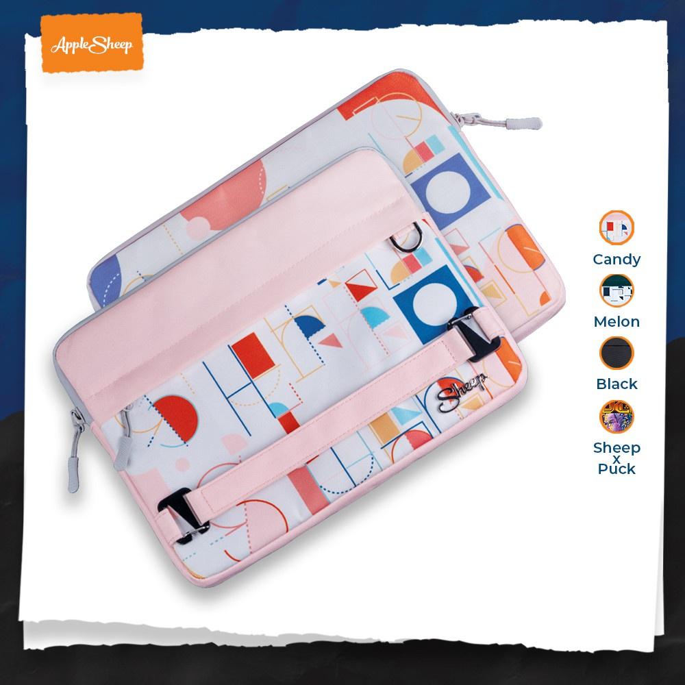 กระเป๋า iPad AppleSheep Escort [Candy/Melon] สำหรับ iPad 9.7 / iPad 10.5 / iPad 11