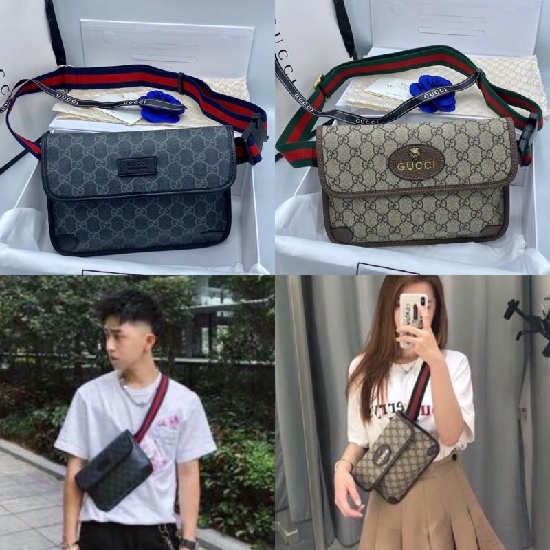 Gucci  belt bag งาน hiend