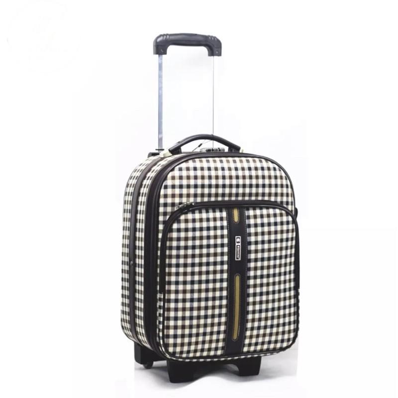 กระเป๋าเดินทาง20นิ้วและ24นิ้วกระเป๋าเดินทางแบบผ้า 699 บาท