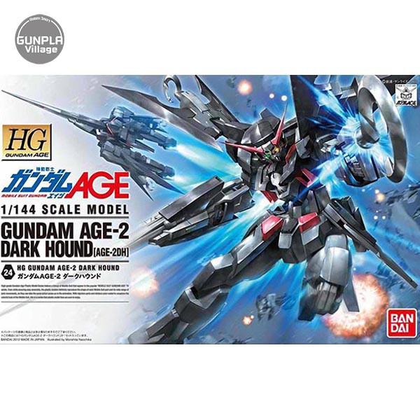 Bandai HG Gundam AGE-2 Dark Hound 4573102573872