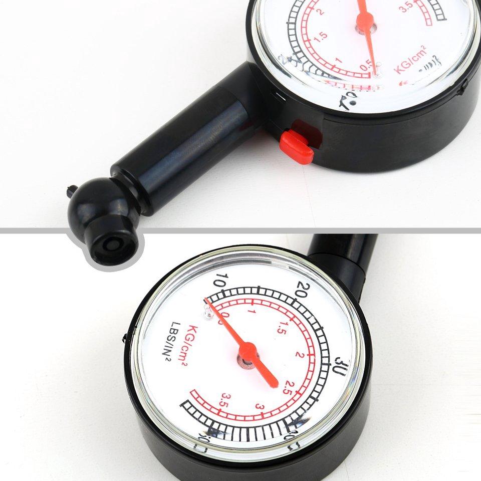 เครื่องวัดความดันยางรถยนต์/จักรยานยนต์