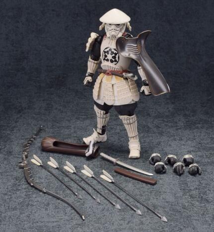 Star Wars Yumiashigaru Action Figure Toys 18cm