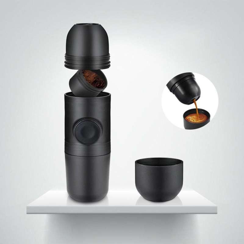 เครื่องชงกาแฟ เครื่องทำกาแฟ เครื่องบดกาแฟ เครื่องชงกาแฟแบบพกพา กระบอกชงกาแฟ แก้วชงกาแฟ Minipresso GR