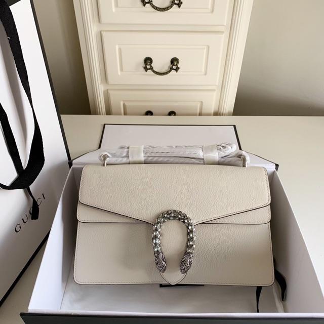 [กระเป่า]Gucci Dionysus 28cmNEWกระเป๋าถือกระเป๋าแฟชั่นแบรนด์เนนกระเป๋าโซ่กระเป๋าสะพายข้าง กระเป๋าสะพายไหล่fys