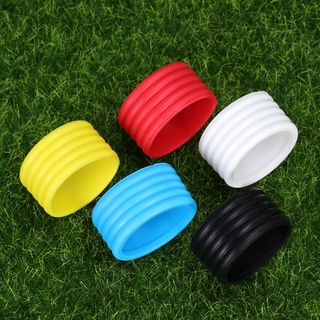 Please COD 5pcs Racket Grip Bands Super Absorbent Tennis Squash Racket Grip Ring Overgrip Bat Handle for Racquet NEW