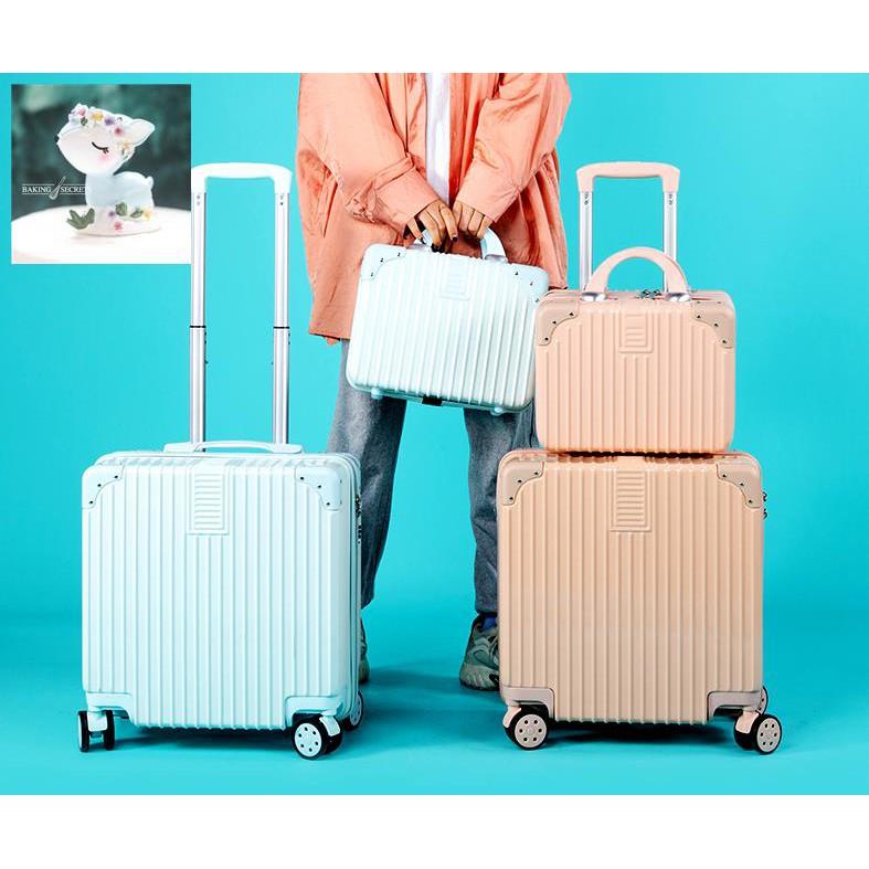 กระเป๋าเดินทางขึ้นเครื่องขนาดเล็กกระเป๋าเดินทางขนาดเล็ก 18 นิ้วมูลค่าสูงกระเป๋าเดินทางหญิง 20 ใบกระเป๋าเดินทางชายขนาดเล
