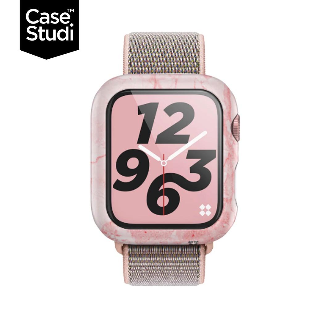 CaseStudi เคส APPLE WATCH (40/44MM) PRISMART CASE - MARBLE PINK