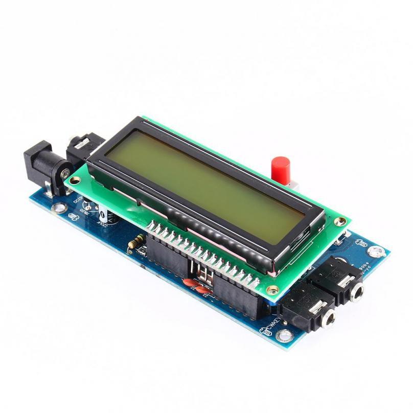 DC 7-12V Ham Radio Essential CW Decoder Morse Code Reader Morse Code Translator