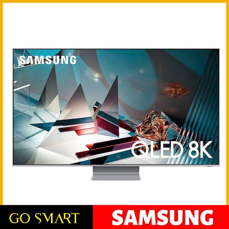 "SAMSUNG 82"" Q800T QLED 8K SMART TV (2020) รุ่น QA82Q800TAKXXT"
