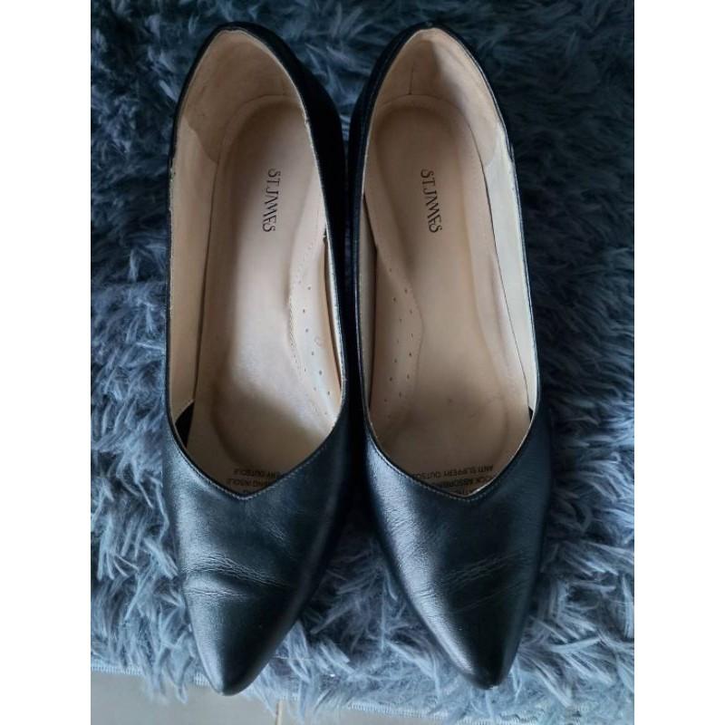 รองเท้าคัชชูมือ 2 แบรนด์ ST.James 37