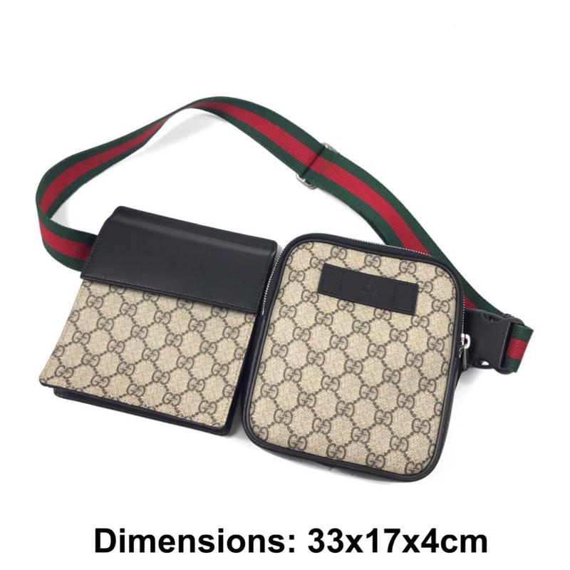 Gucci belt bag ของแท้ กระเป๋า กุชชี่ คาดอก ส่งฟรี EMS ทั้งร้าน