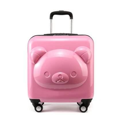 ≓ㇼกระเป๋าเดินทางเด็ก  กล่องเดินทางกระเป๋าเดินทางเด็กรถเข็นกระเป๋าเด็กกล่องเด็กชายและเด็กหญิงขึ้นเครื่องกระเป๋าเดินทางล้อ