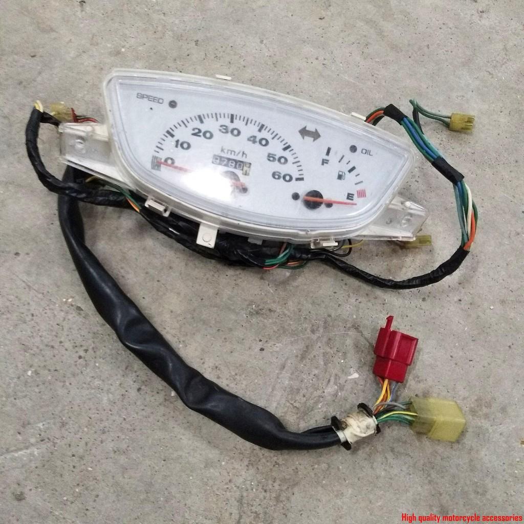 อะไหล่อุปกรณ์เสริมสําหรับ Honda 50c Zx 34 / Dio35 / 38 Terabyte 97 สีขาว