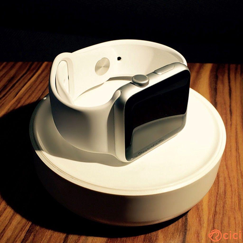 แท่นชาร์จแบบไร้สายสําหรับ apple watch iwatch