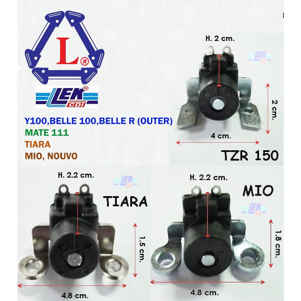 พัลเชอร์ coil Y100,JR120, VR150 ตัวนอก, RxZ ตัวนอก,BELLE 100,BELLE R,TZR 150,TZR-R,MATE 111,TIARA,MIO,NOUVO