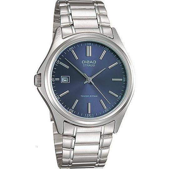 《ลดล้างสต๊อก》Casio นาฬิกาข้อมือผู้ชาย สายสแตนเลส รุ่น MTP-1183 ของแท้ประกันศูนย์ CMG