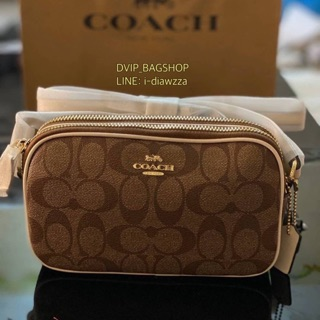 Review Coach F77996 crossbody Bag แท้💯% OUTLET