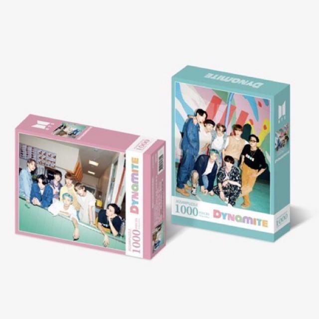 [พร้อมส่ง] BTS Dynamite Jigsaw Puzzle 1,000 pcs จิ๊กซอว์