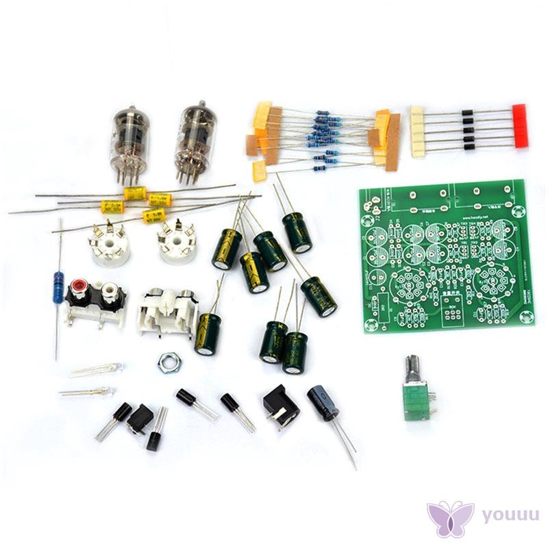 Special Price 〖YOU❤〗 Valve 6J1 DIY Tube Amplifier Preamp