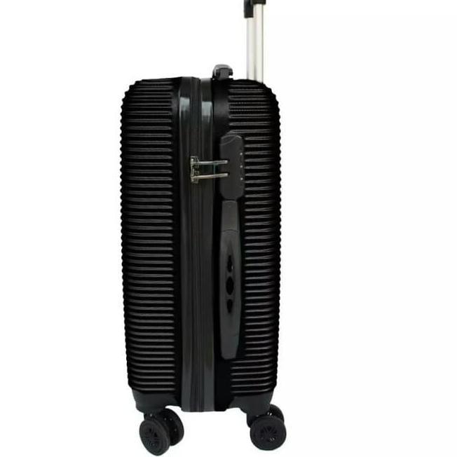 กระเป๋าเดินทางมินิ 4 ล้อ 4 - สีแดง (รู) 16 นิ้ว