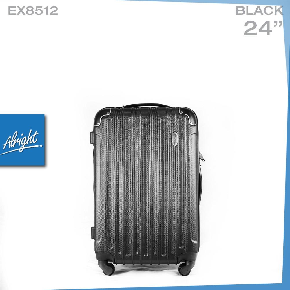 """กระเป๋าเดินทาง 24"""" รุ่น 8512"""
