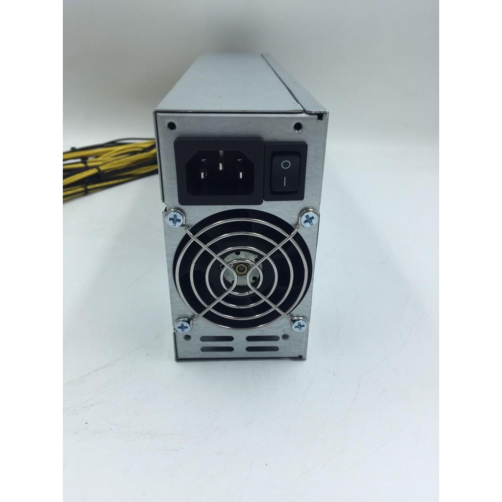 DIY₪﹍Mojojojoe : Power Supply สำหรับเครื่องขุดเหรียญ คริปโตเคอเรนซี่  ASIC (For Cryptocurrency Miner) 2000 Watt *ผ่านก