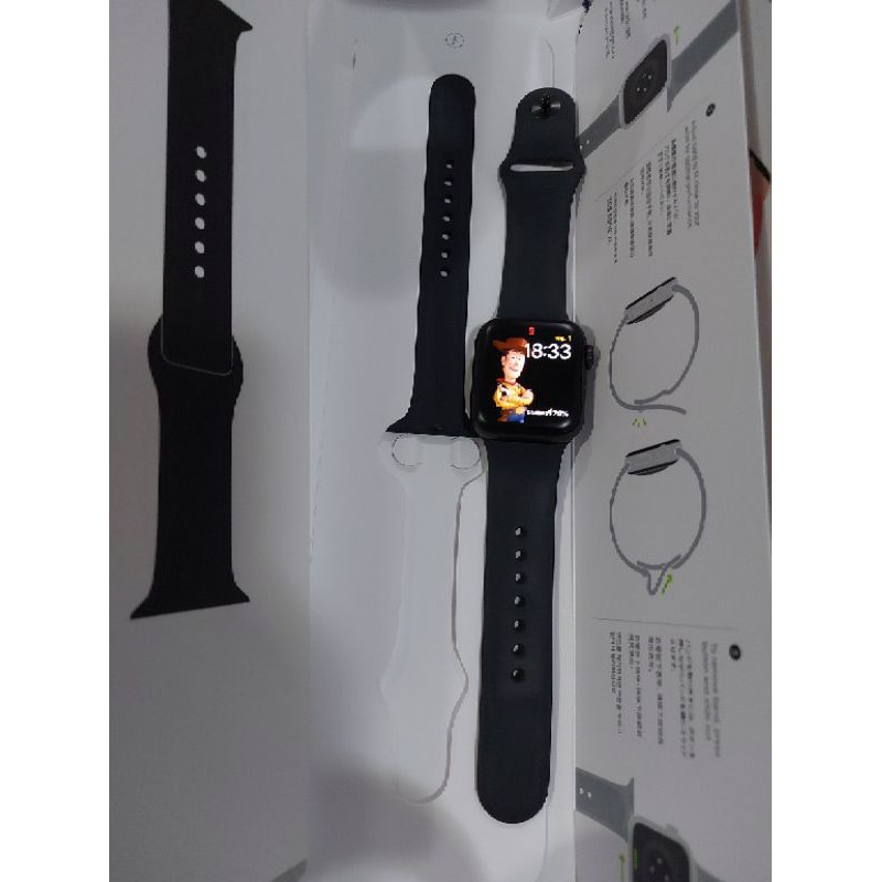 Applewatch se GPS+Cellular