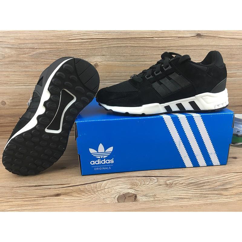 b48833f1e3a85b Original Adidas EQT SUPPORT ADV รองเท้าวิ่งระบายอากาศสีดำสีชมพู ...