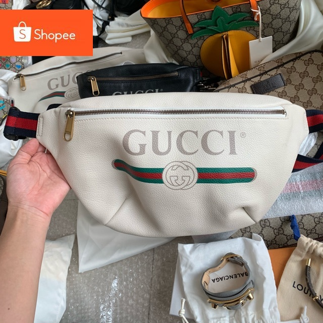 New gucci belt bag ไซร์ใหญ่