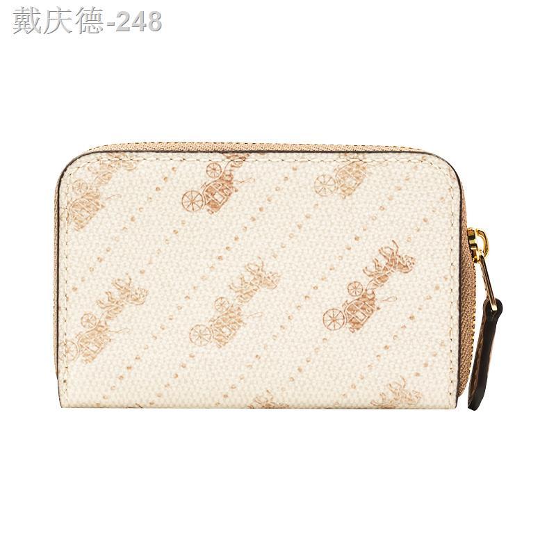 COACH/Coach กระเป๋าสตางค์ใบสั้นแฟชั่นสตรี 4210
