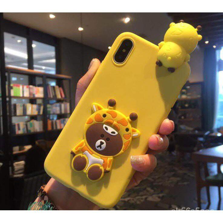 🔥YSW Samsung A5 A7 2017 A320 A520 A720 A6 Plus 2018 A9 Pro 3D PAPA Phone Case🔥 z8IF
