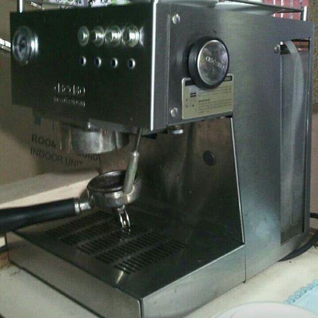 เครื่องทำกาแฟสด พร้อมโถปั่น