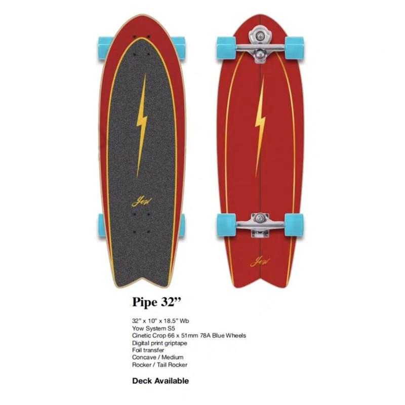 PREORDER 🔥 YOW surfskate เสิร์ฟสเก็ตบอร์ด