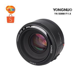 YONGNUO  LENS  YN 50mm F1.8   รับประกัน 1 ปี