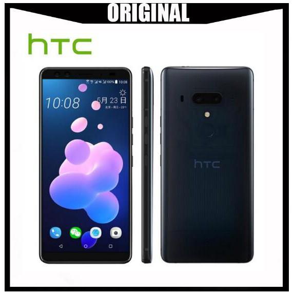 สมาร์ทโฟนHtc U 12 Plus U 12 + 6 Gb 128 Gb 4 G Lte อุปกรณ์เสริมคอมพิวเตอร์
